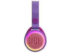 Caixa de Som Bluetooth JBL Junior Pop Roxa - 1