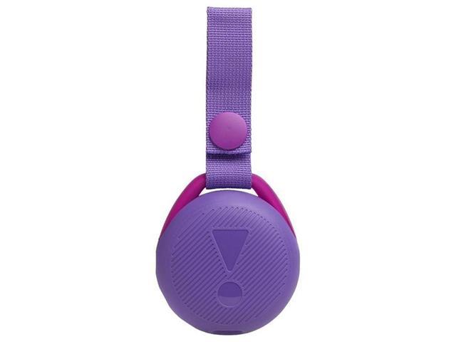 Caixa de Som Bluetooth JBL Junior Pop Roxa - 3