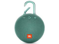 Caixa de Som Bluetooth JBL Clip 3 3,3W Verde - 0