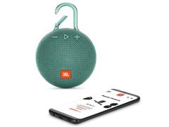 Caixa de Som Bluetooth JBL Clip 3 3,3W Verde - 6