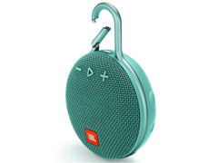 Caixa de Som Bluetooth JBL Clip 3 3,3W Verde - 3