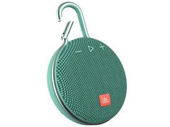 Caixa de Som Bluetooth JBL Clip 3 3,3W Verde - 4