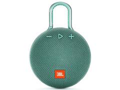 Caixa de Som Bluetooth JBL Clip 3 3,3W Verde - 1