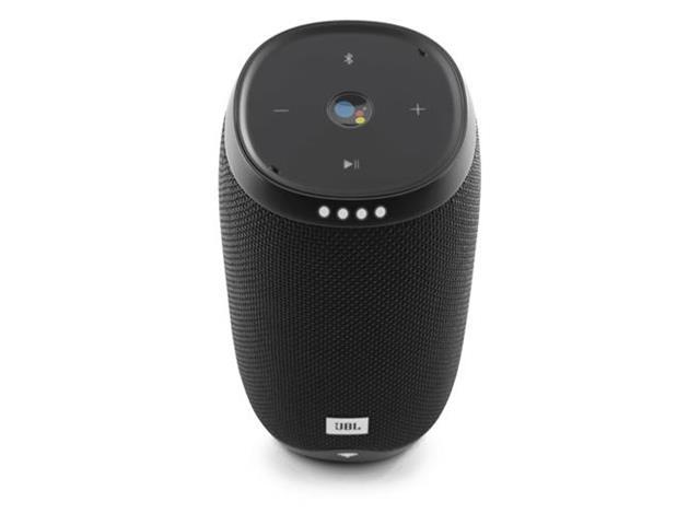 Caixa de Som Bluetooth JBL Link 10 Google Assistant Integrado Preta - 2
