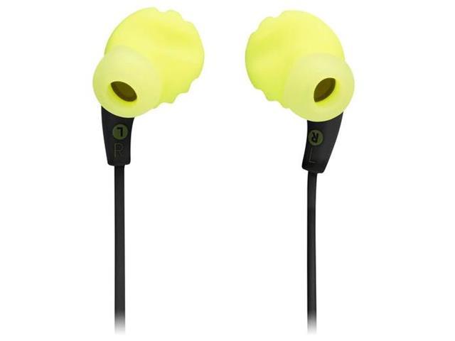Fone de Ouvido Bluetooth Esportivo JBL Endurance Run Preto e Amarelo - 2