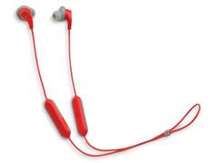 Fone de Ouvido Bluetooth Esportivo JBL Endurance Run Vermelho