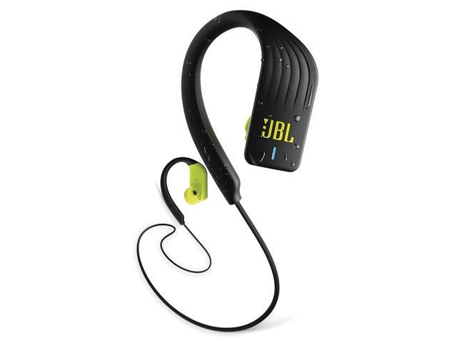 Fone de Ouvido Bluetooth JBL Ergonômico Endurance Sprint Preto e Verde - 1