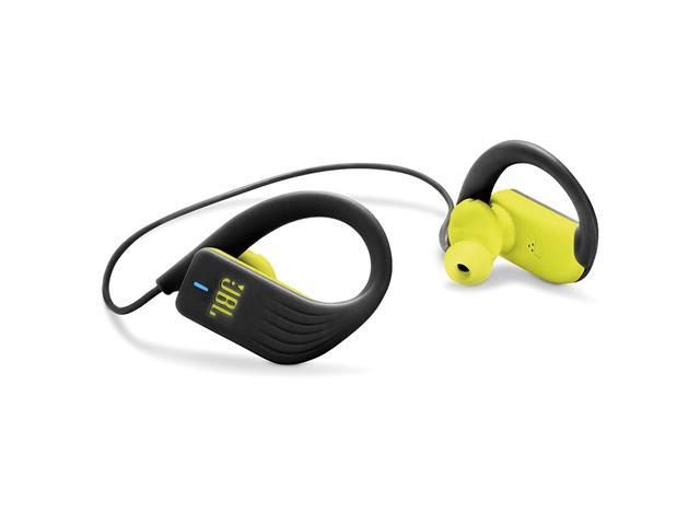 Fone de Ouvido Bluetooth JBL Ergonômico Endurance Sprint Preto e Verde - 2
