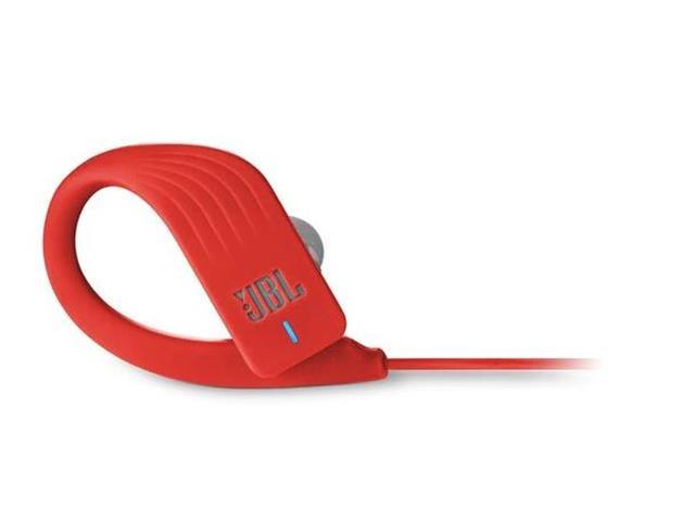 Fone de Ouvido Bluetooth JBL Ergonômico Endurance Sprint Vermelho - 3