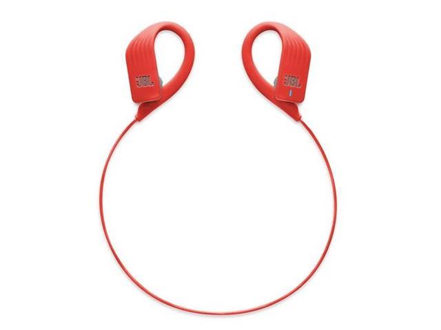 Fone de Ouvido Bluetooth JBL Ergonômico Endurance Sprint Vermelho
