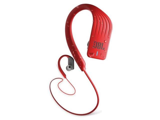Fone de Ouvido Bluetooth JBL Ergonômico Endurance Sprint Vermelho - 1