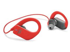 Fone de Ouvido Bluetooth JBL Ergonômico Endurance Sprint Vermelho - 2