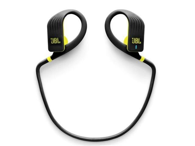 Fone de Ouvido Bluetooth JBL Endurance Jump Preto e Verde