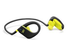 Fone de Ouvido Bluetooth JBL Endurance Jump Preto e Verde - 1