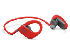 Fone de Ouvido Bluetooth JBL Endurance Jump Vermelho - 2