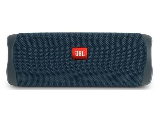 Caixa de Som Bluetooth JBL Flip 5 20W à prova d'água Azul