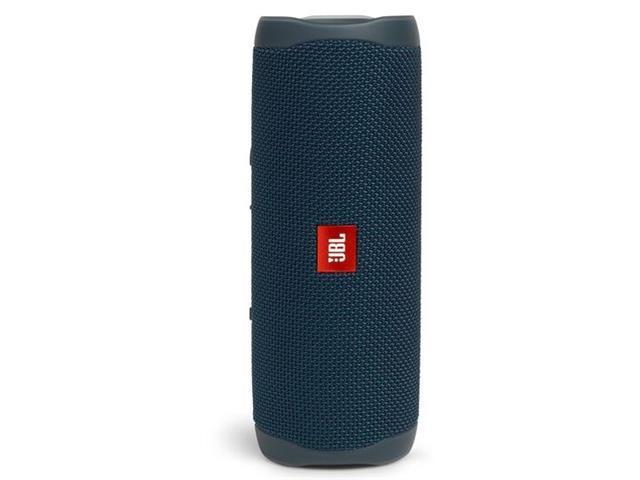Caixa de Som Bluetooth JBL Flip 5 20W à prova d'água Azul - 2