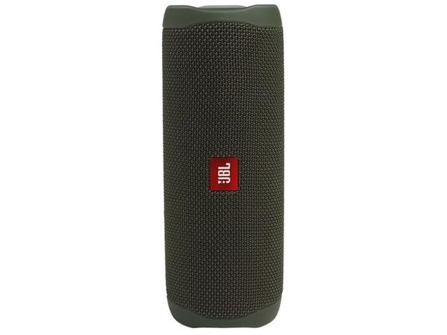 Caixa de Som Bluetooth JBL Flip 5 20W à prova d'água Verde - 2