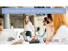 Projeto de Consultoria em RH - Grupo Valure