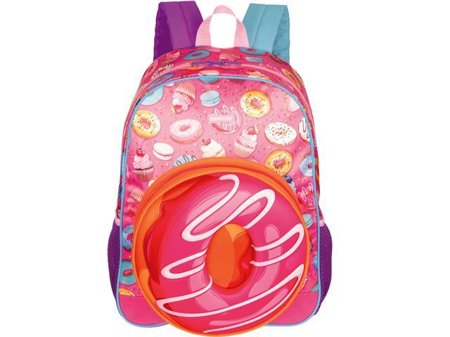 Mochila Infantil Sestini Candy Tam G Colorida - 1