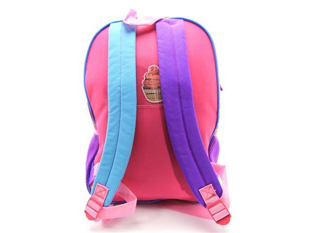 Mochila Infantil Sestini Candy Tam G Colorida - 3