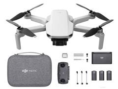 Drone Dji Mavic Mini Fly More Combo - 0