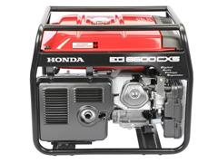 Gerador de Energia Honda EG6500CXS LBH 120/240 Volts - 3
