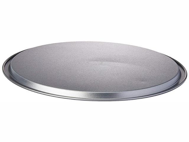 Forma para Pizza Brinox Antiaderente Pro-Flon Grafite 33 cm - 2