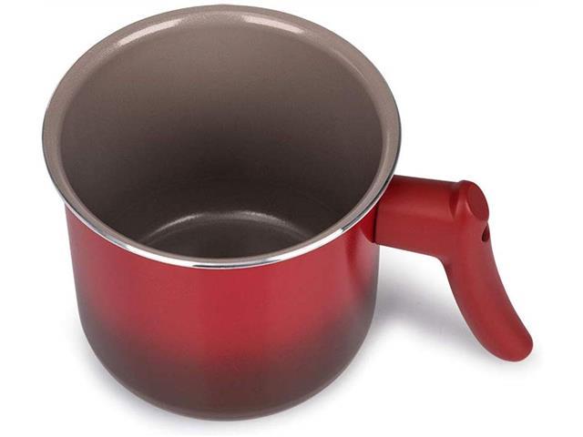 Fervedor Brinox Antiaderente Ceramic Life Smart Vermelho 1,250 Litros - 1