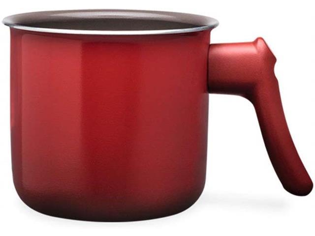 Fervedor Brinox Antiaderente Ceramic Life Smart Vermelho 1,250 Litros