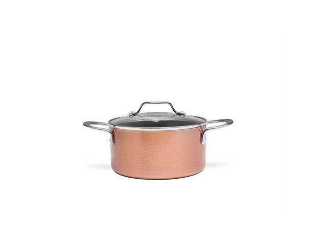 Jogo de Panelas Brinox Copper 4 Peças Cobre - 3