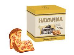 Panettone Havanna Recheado de Doce de Leite 700g