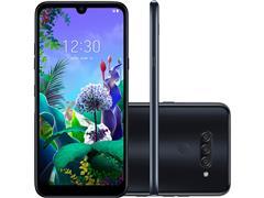 """Smartphone LG K12 Prime IA 4G 64GB Duos Tela 6.2""""Câm 16+2+5+13MP Preto"""