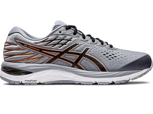 Tênis Asics Gel-Cumulus 21 Sheet Rock/Black Masculino - 1