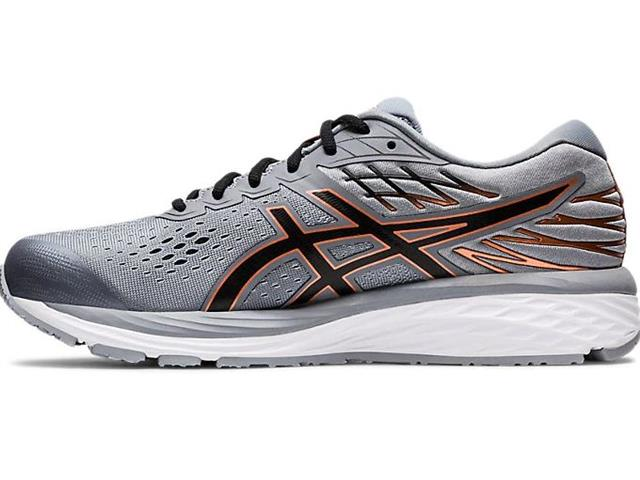 Tênis Asics Gel-Cumulus 21 Sheet Rock/Black Masculino - 2