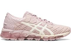 Tênis Asics Gel-Quantum 360 5 Watershed Rose/Birch Feminino - 1