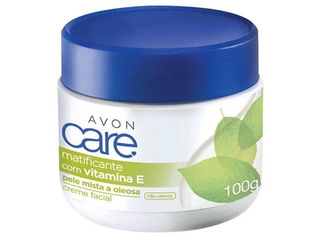 Creme Facial Avon Care Matificante 100g