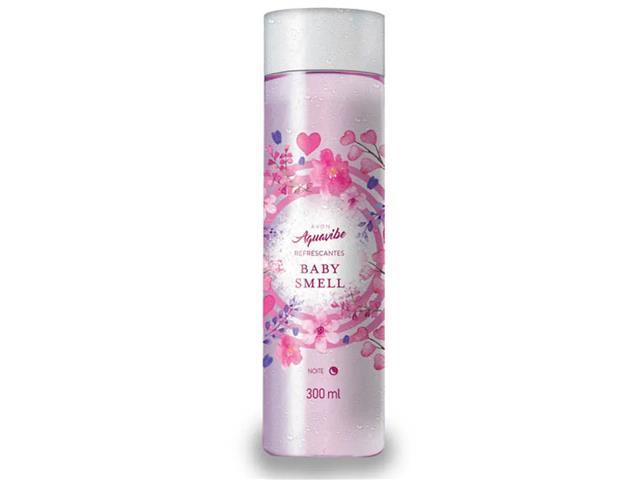 Colônia Avon Aquavibe Refrescantes Baby Smell 300ml