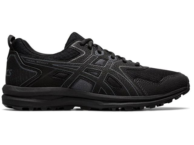 Tênis Asics Trail Scout Black/Carrier Grey Masculino - 1