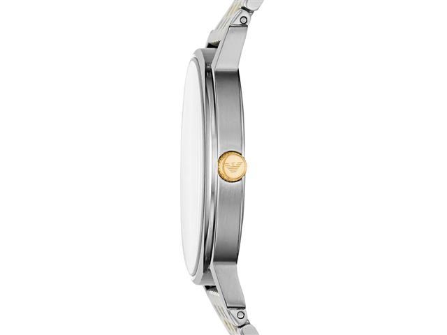 Relógio Emporio Armani Kappa Masculino Prata AR11228/1KN - 2