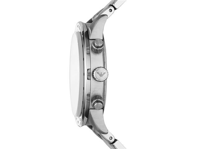 Relógio Emporio Armani Masculino Classic Chrono Prata AR11241/1KN - 2