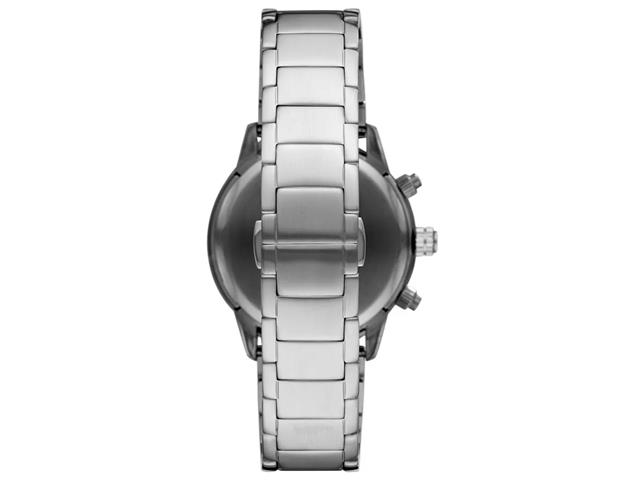 Relógio Emporio Armani Masculino Classic Chrono Prata AR11241/1KN - 1