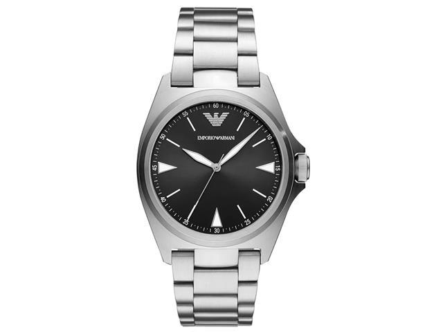 Relógio Emporio Armani Masculino Prata AR11255/1KN
