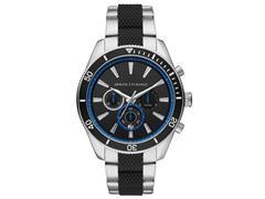 Relógio Armani Exchange Enzo Masculino Prata AX1831/1KN - 0