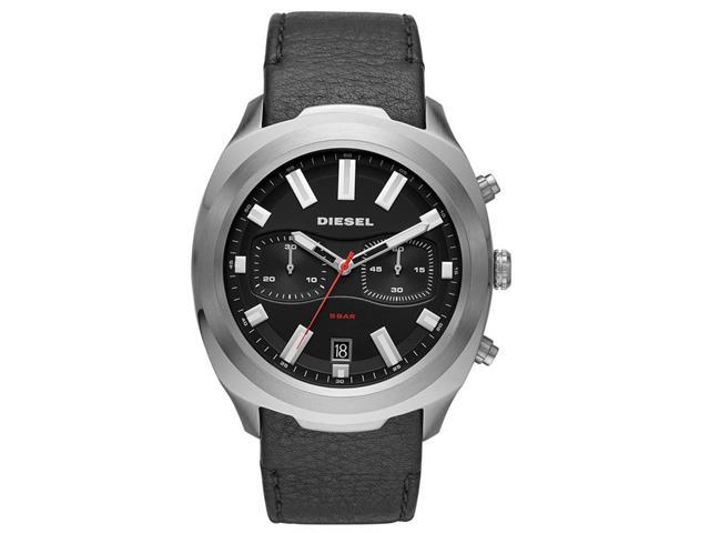 Relógio Diesel Masculino Tumbler Prata DZ4499/0PN