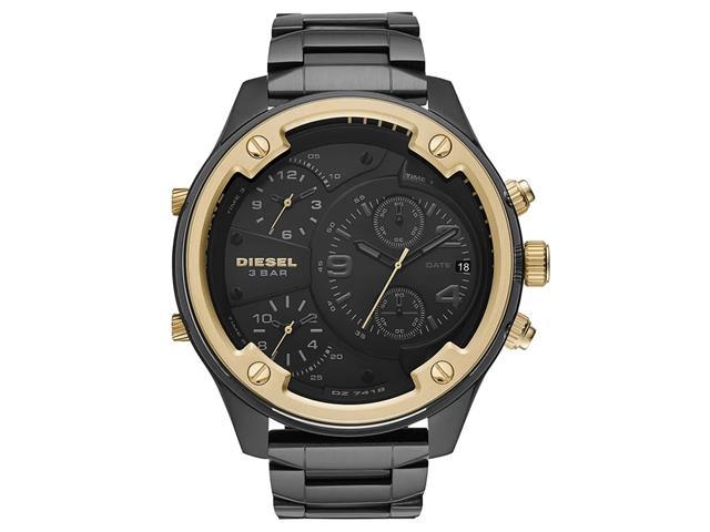 Relógio Diesel Masculino Boltdown Preto DZ7418/1PN