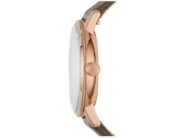 Relógio Fossil Feminino Marrom Pulseira de Couro ES4339/0JN - 1