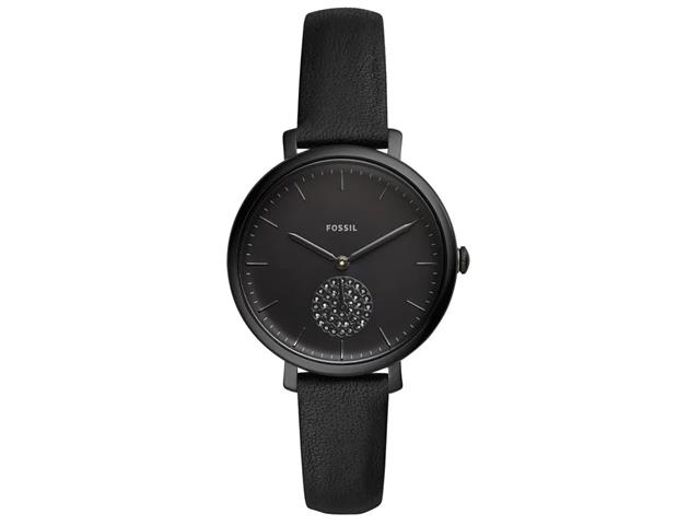 Relógio Fossil Jacqueline Feminino Preto ES4490/0PN