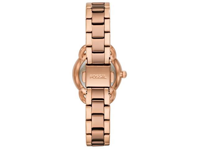 Relógio Fossil Feminino Tailor Mini Rosé ES4497/1JN - 1