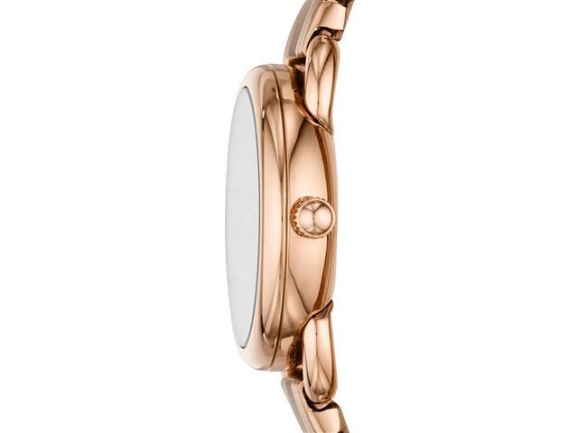 Relógio Fossil Feminino Tailor Mini Rosé ES4497/1JN - 2